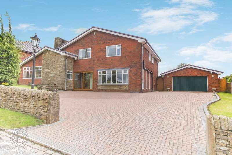 4 Bedrooms Detached House for sale in School Lane,, Turton, BL7