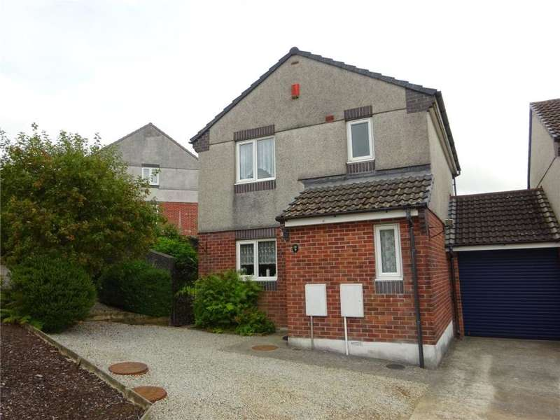 3 Bedrooms Detached House for sale in Peppers Park Road, Liskeard, Cornwall