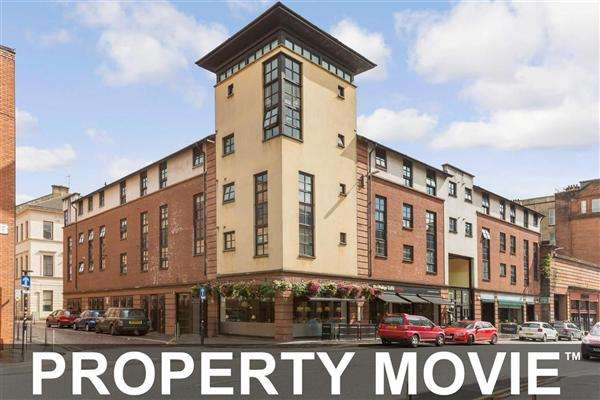 1 Bedroom Flat for sale in Flat 16, Greyfriars Court, 88 Albion Street, Merchant City, Glasgow, G1 1NY