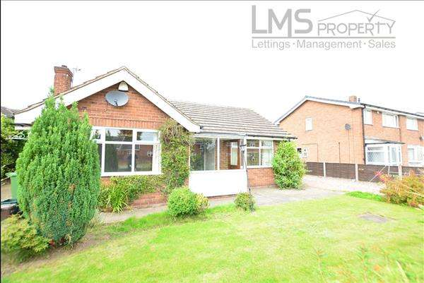 2 Bedrooms Bungalow for sale in Nixon Drive, Winsford