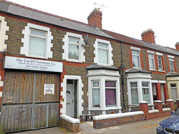 4 Bedrooms Terraced House for sale in WHITCHURCH ROAD, HEATH, CARDIFF