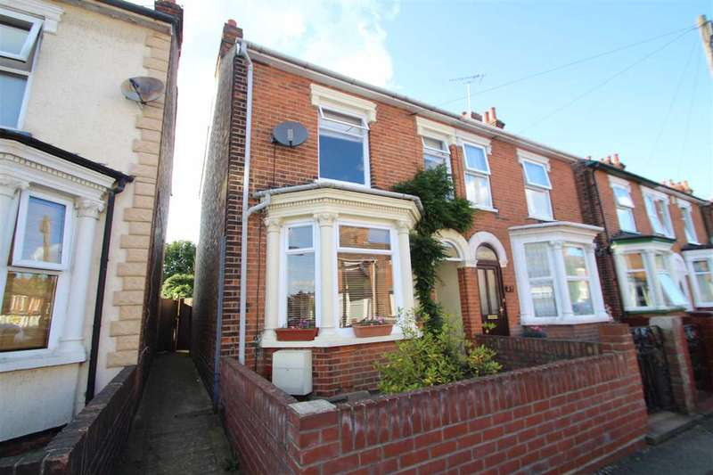 3 Bedrooms Semi Detached House for sale in Faraday Road, Ipswich