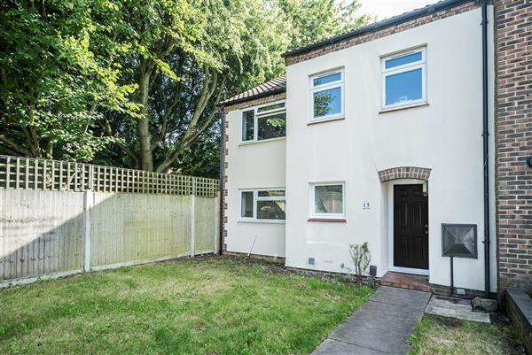 4 Bedrooms End Of Terrace House for sale in Ailward Road, Aylesbury