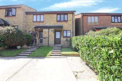 2 Bedrooms End Of Terrace House for sale in Petersham Drive, Orpington