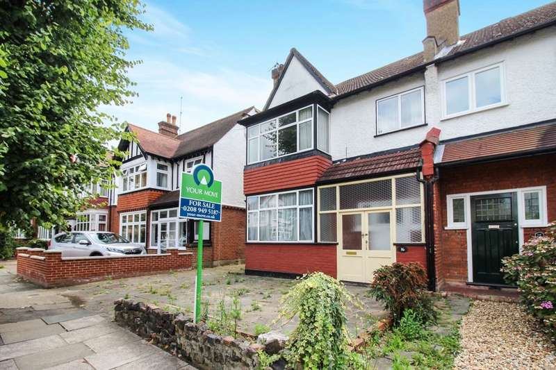 4 Bedrooms Semi Detached House for sale in Selwyn Road, New Malden, KT3