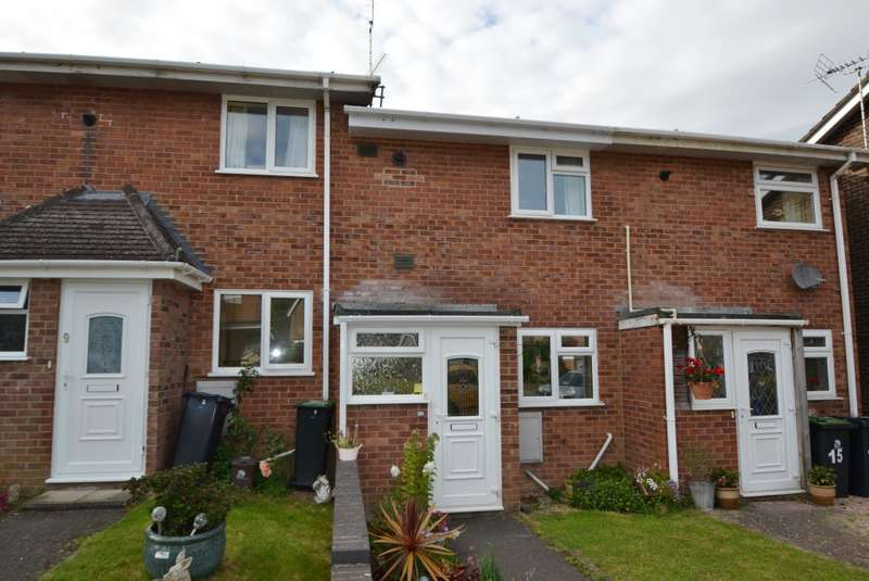 2 Bedrooms Terraced House for sale in Alderholt