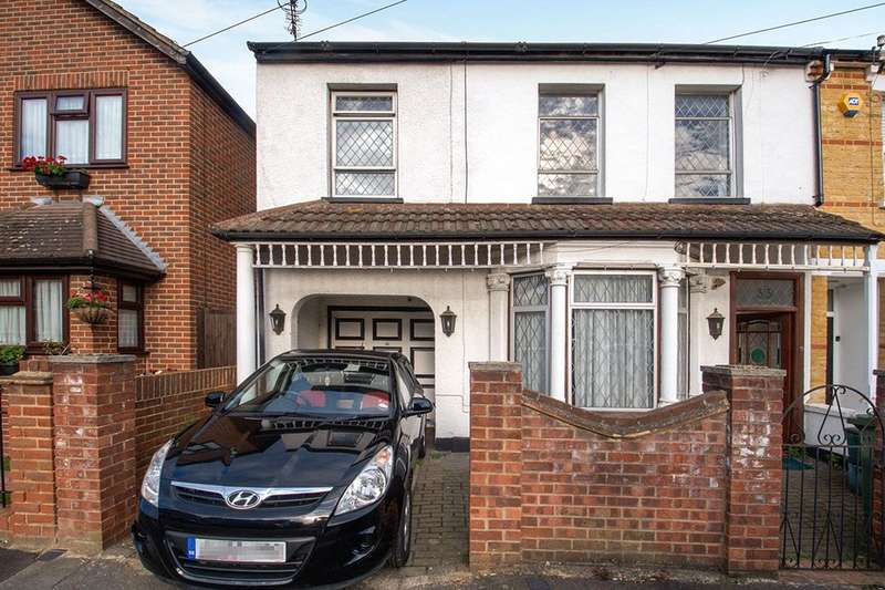 4 Bedrooms Semi Detached House for sale in Hawthorn Road, Bexleyheath, DA6