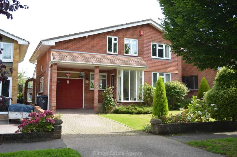 5 Bedrooms Detached House for sale in Rowner Road, Rowner