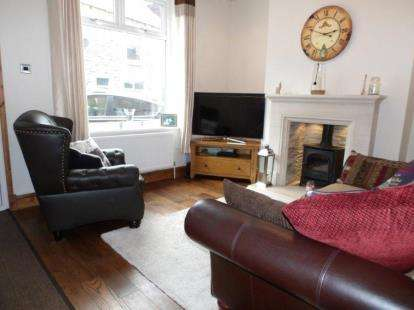 3 Bedrooms Terraced House for sale in Rutland Street, Colne, Lancashire, BB8