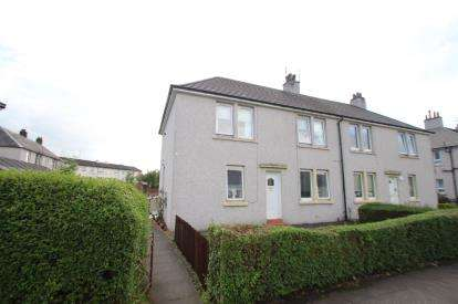 2 Bedrooms Flat for sale in Ladeside Drive, Johnstone