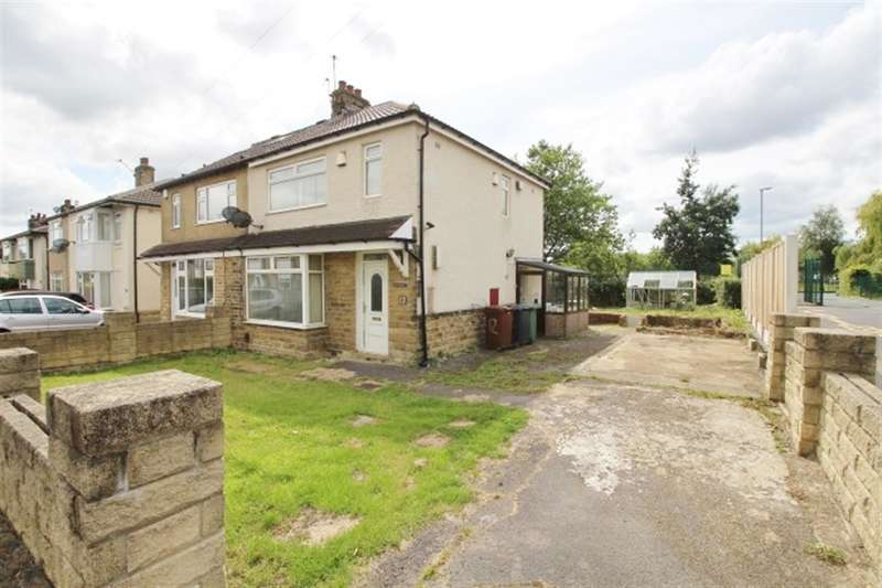 3 Bedrooms Semi Detached House for sale in Moorland Grove, Pudsey, LS28 8EP