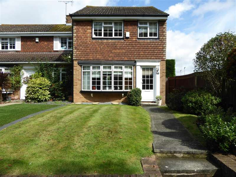 3 Bedrooms Semi Detached House for sale in Old Road, Crayford, Kent, DA1 4DN