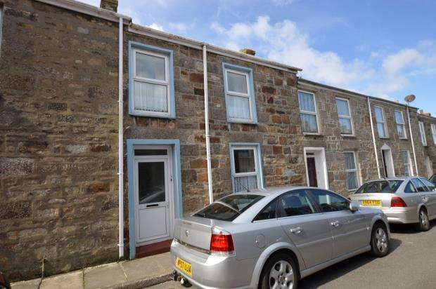 3 Bedrooms Terraced House for sale in William Street, Camborne, Cornwall