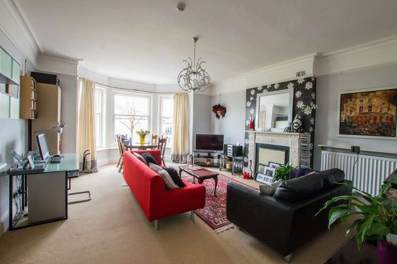 1 Bedroom Flat for sale in St. Georges Road, Cheltenham, GL50 3EF
