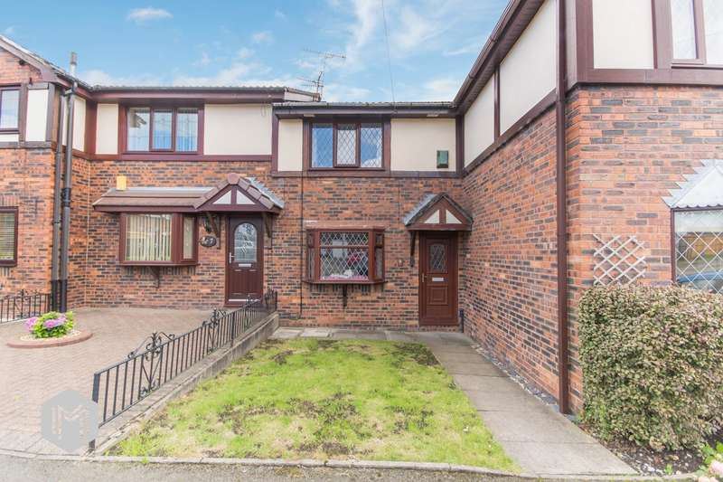 2 Bedrooms Mews House for sale in The Cloisters, Westhoughton, Bolton, BL5