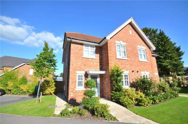 3 Bedrooms Semi Detached House for sale in Elen Place, Bracknell, Berkshire