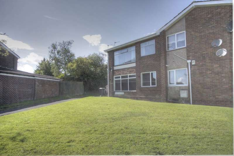 1 Bedroom Flat for sale in Greenways, Delves Lane, Consett, DH8