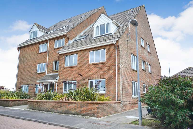 1 Bedroom Flat for sale in Royal Sovereign View, Eastbourne, BN23