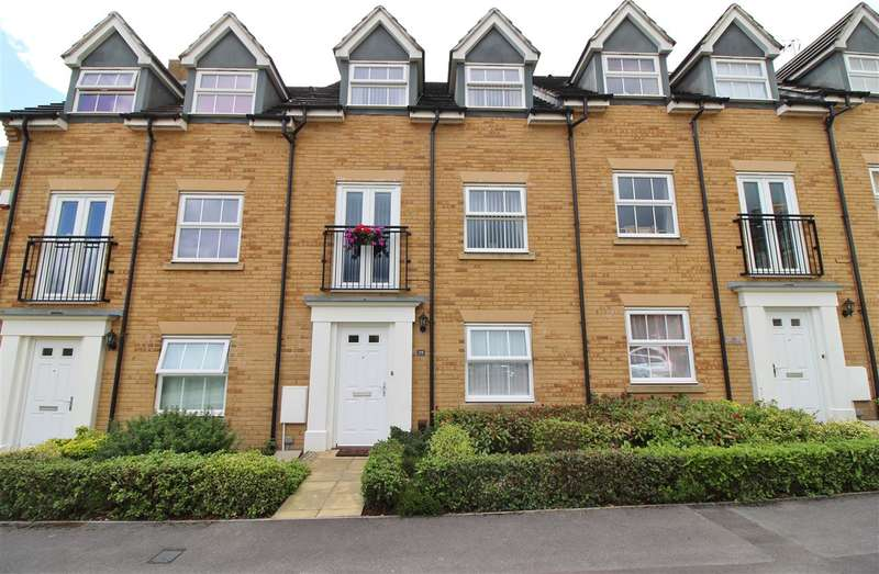 4 Bedrooms Terraced House for sale in Lintham Drive, Bristol