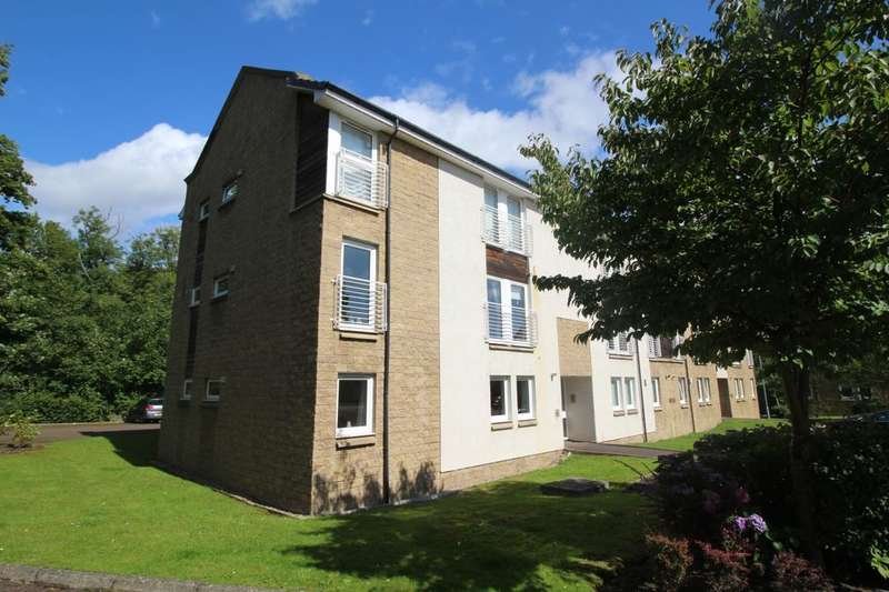2 Bedrooms Flat for sale in Woodburn Park, Hamilton, ML3