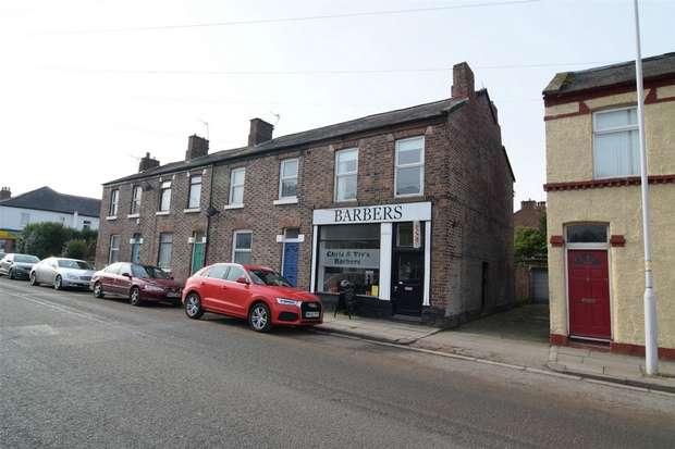 2 Bedrooms Terraced House for rent in Bromborough Road, Bebington, Wirral, Merseyside