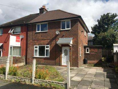 3 Bedrooms Semi Detached House for sale in Masefield Drive, Farnworth, Bolton, Greater Manchester