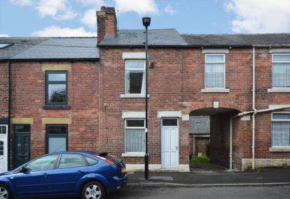 3 Bedrooms Terraced House for sale in Tapton Bank, Crosspool, Sheffield
