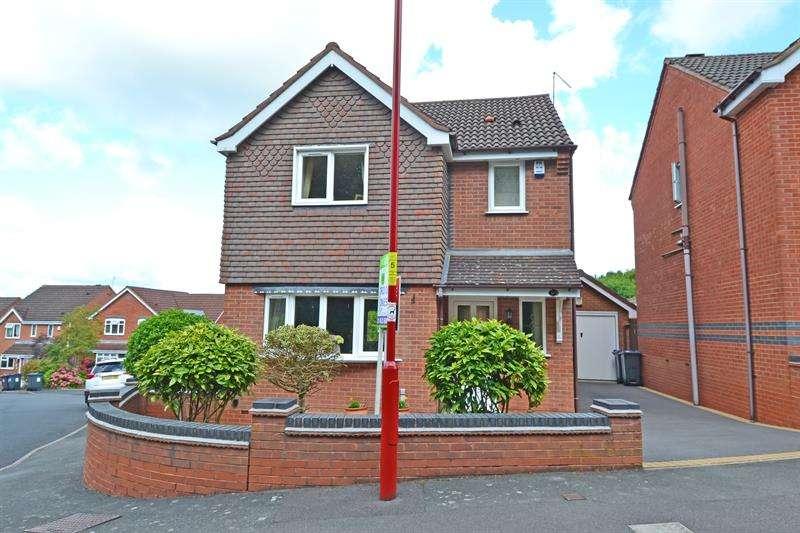 3 Bedrooms Detached House for sale in Eachway Lane, Rednal, Birmingham