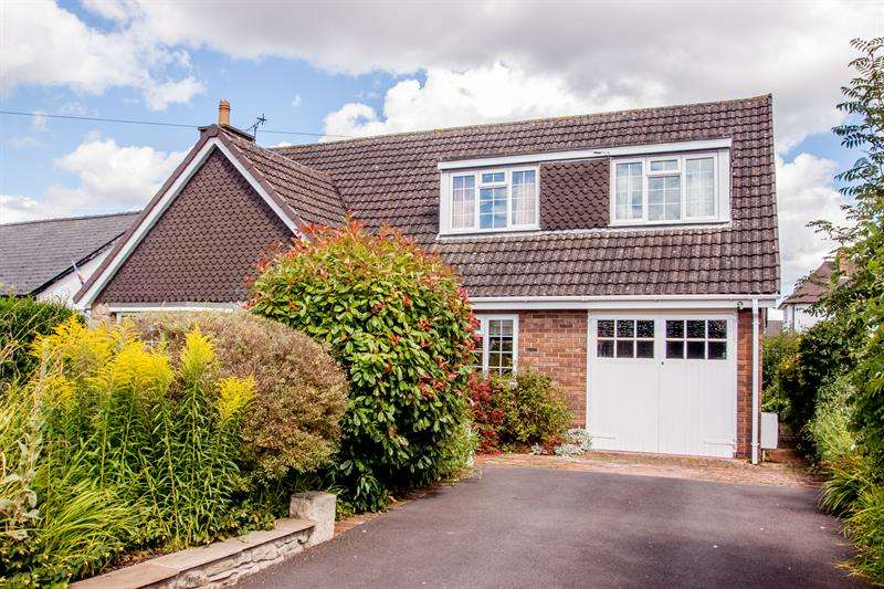 3 Bedrooms Detached House for sale in Second Avenue, Greytree, Ross-On-Wye