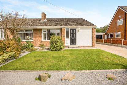 3 Bedrooms Bungalow for sale in Hawkswood, Eccleston, Chorley, Lancashire, PR7