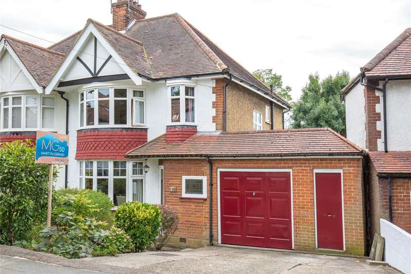 3 Bedrooms Semi Detached House for sale in Friary Road, North Finchley, N12