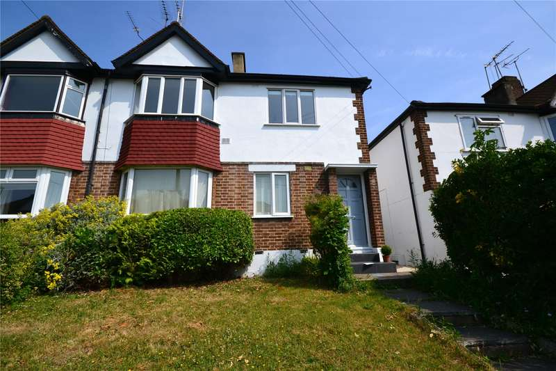 2 Bedrooms Apartment Flat for sale in Cardrew Close, North Finchley, London, N12