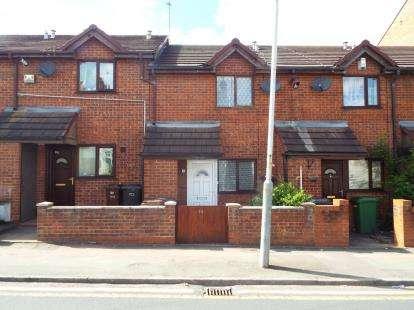 2 Bedrooms Terraced House for sale in Craddock Street, Wolverhampton, West Midlands
