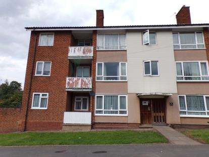 3 Bedrooms Flat for sale in Malthouse Grove, Yardley, Birmingham