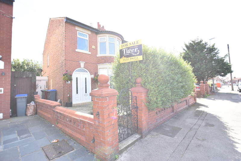 3 Bedrooms End Of Terrace House for sale in Westmorland Avenue, Blackpool