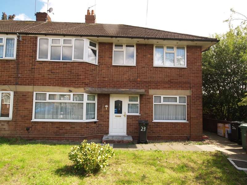 2 Bedrooms Ground Maisonette Flat for sale in Bourne Hill Close, Dudley