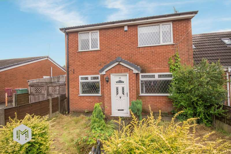 2 Bedrooms Semi Detached House for sale in Alma Street, Radcliffe, Manchester, M26
