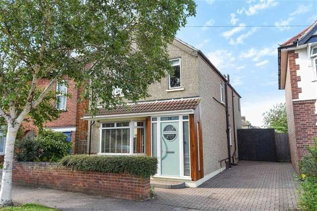 4 Bedrooms Detached House for sale in King Edward Road, Bedford