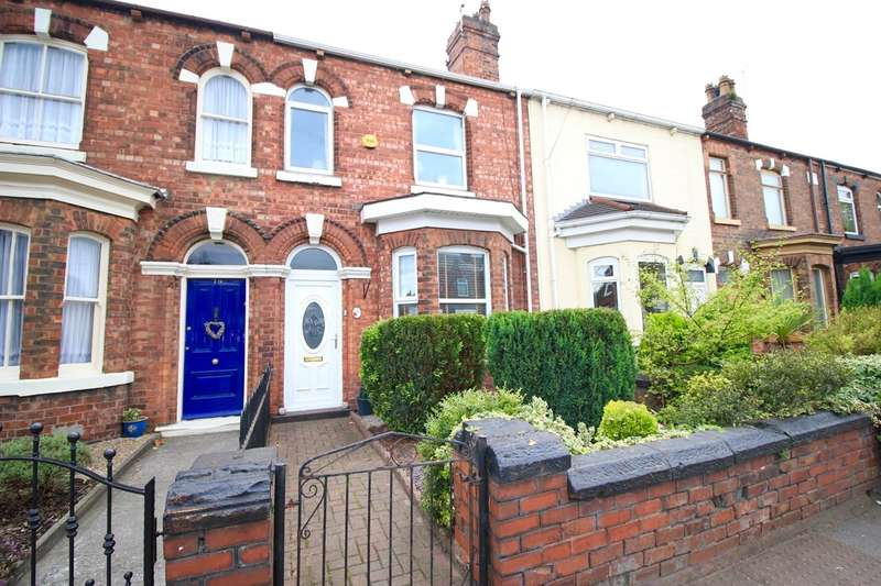 2 Bedrooms Terraced House for sale in Wigan Road, Hindley, Wigan, WN2