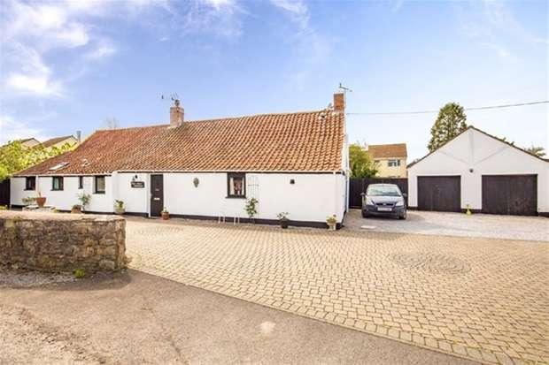 4 Bedrooms Detached House for sale in Woolavington Hill, Woolavington, Bridgwater