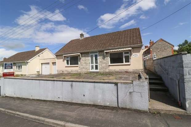 2 Bedrooms Detached Bungalow for sale in Stonehill, Street