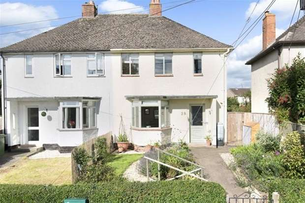 3 Bedrooms Semi Detached House for sale in Green Lane, Frome