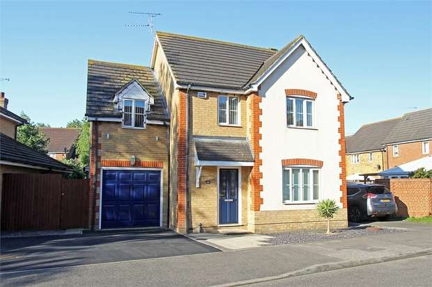 4 Bedrooms Detached House for sale in Recreation Way, Kemsley, Sittingbourne, Kent