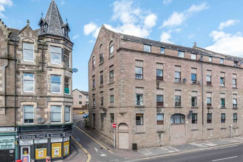 2 Bedrooms Flat for sale in 2 Forebank Street, Dundee, Angus, DD1 2PA