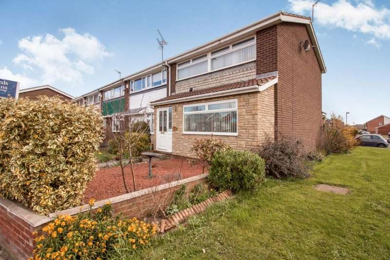 3 Bedrooms Semi Detached House for sale in Broomfield Avenue, Wallsend, NE28