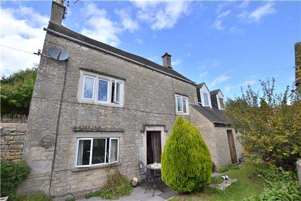 4 Bedrooms Detached House for sale in Weavers Nook, Silver Street, Chalford Hill, STROUD, Gloucestershire, GL6 8ES
