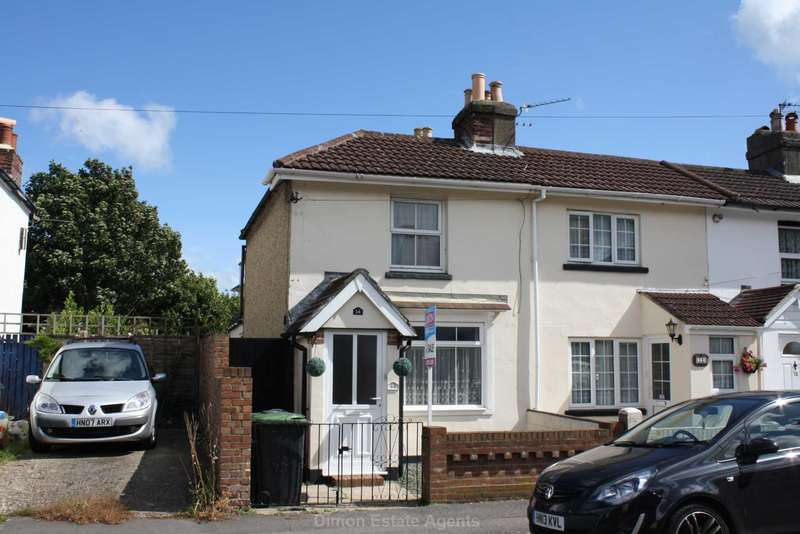 2 Bedrooms End Of Terrace House for sale in Gordon Road, Gosport