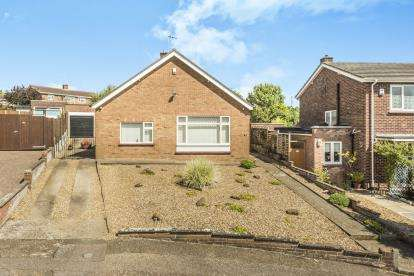 3 Bedrooms Bungalow for sale in Trevor Drive, Bromham, Bedford, Bedfordshire