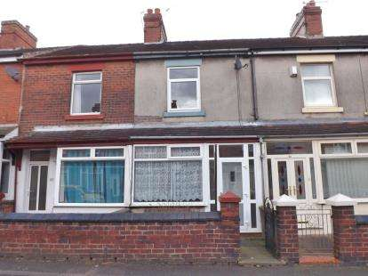 2 Bedrooms Terraced House for sale in Heaton Terrace, Porthill, Newcastle Under Lyme, Staffs