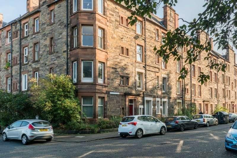 1 Bedroom Flat for sale in Wheatfield Road, Edinburgh, EH11 2PT